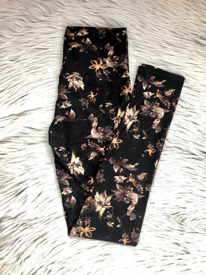 Wide Waistband Leggings
