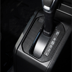 ABS shift panel cover for Suzuki Jimny (2018-)