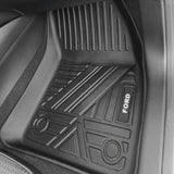 Ford Focus 2019 TPE floor/trunk mat for LHD