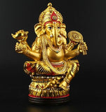 statue-ganesh-couleur-or
