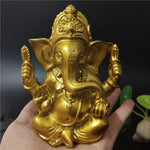 statuette-ganesh-assis-or