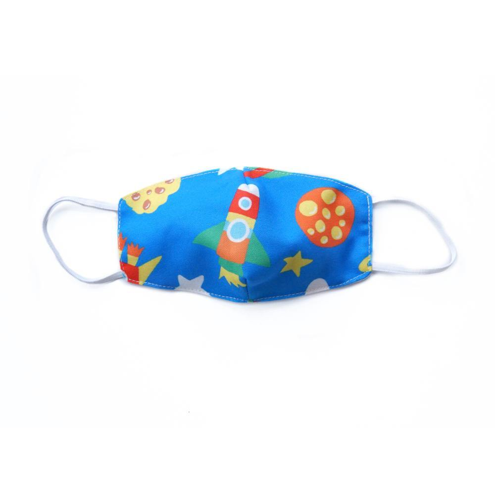 Mamakarti Automobile Mask (Kids and Adults) - Colorfull