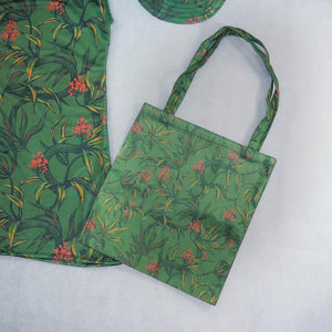 Hutan Tote Bag - colorfull