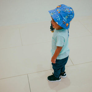 Android Alley Bucket Hat (2-5 years) - colorfüll store