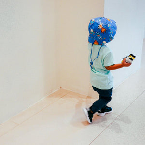Android Alley Bucket Hat (2-5 years) - colorfull