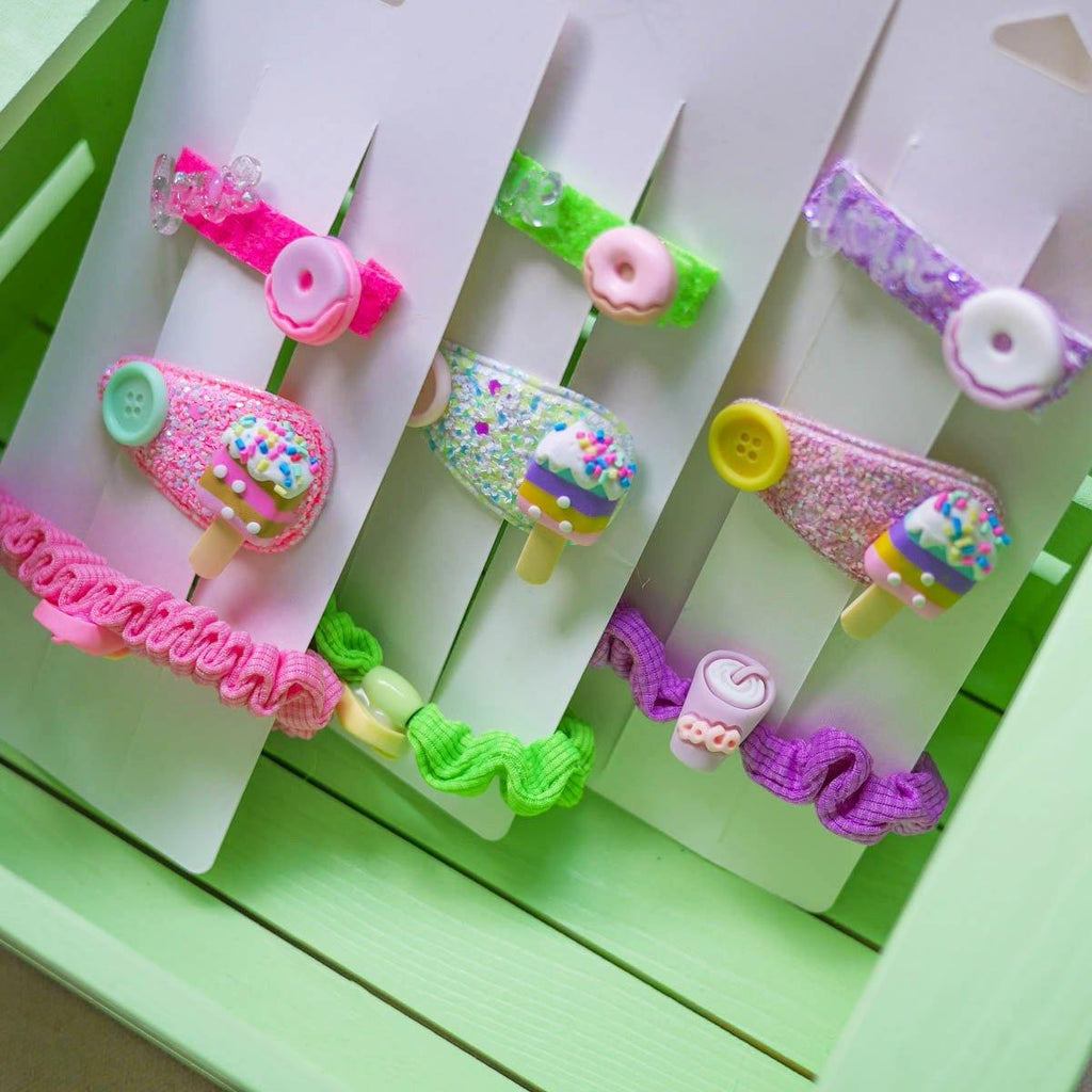 Neon Treats Hair Accessories - Colorfull