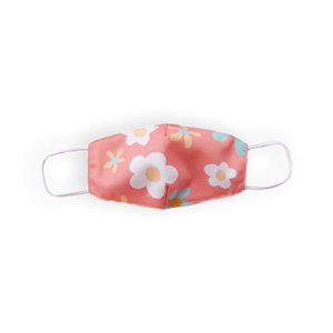 Mamakarti Flora Theme Mask (Kids and Adults) - Colorfull