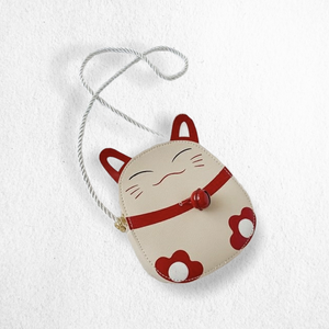 Fortune Cat Bag (ages 6 to Adults) - colorfull