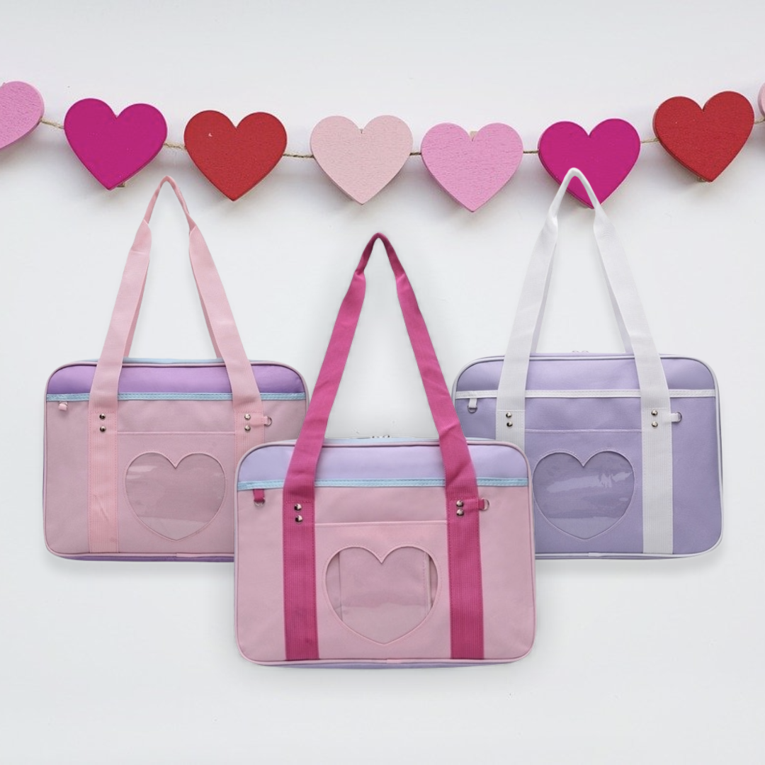 Sweethearts Homework Bag - Colorfull