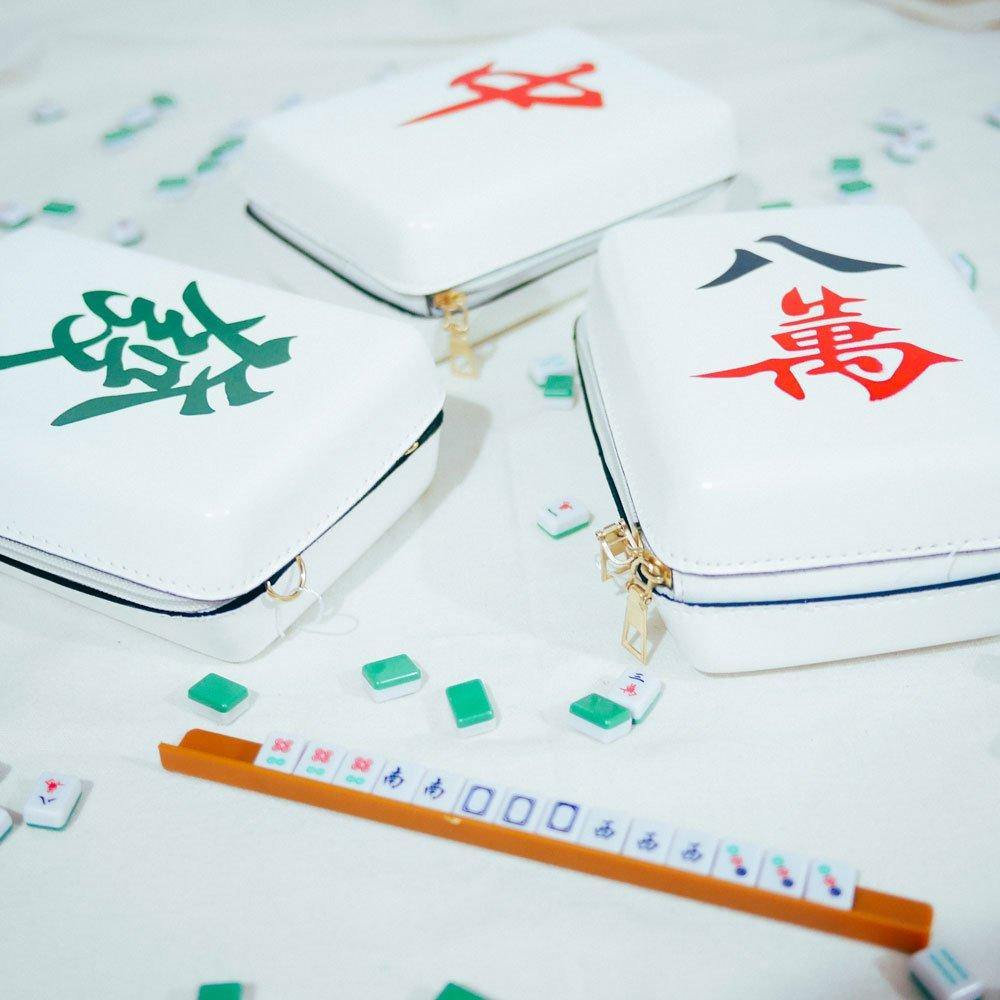 Mahjong Tiles - colorfull