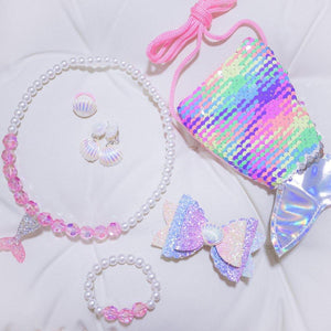 Mermaid Princess Set - colorfull