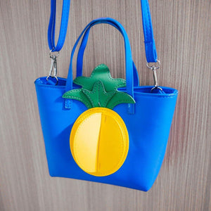 Pineapple Totes - colorfull