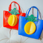 Load image into Gallery viewer, Pineapple Totes - colorfull