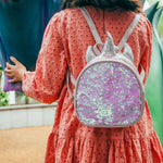 Load image into Gallery viewer, Unicorn Backpack - colorfull