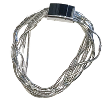 Load image into Gallery viewer, Multi-Chain Magnetic Bracelet (click to view more colors)