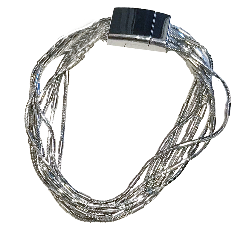 Multi-Chain Magnetic Bracelet (click to view more colors)