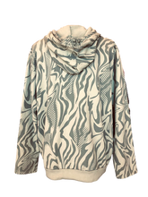Load image into Gallery viewer, Zebra Print Hoodie (click to view more colors)