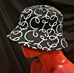 Scripted Bucket Hat (Unisex)