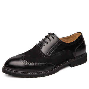 2019 Classic Business  Oxford Shoes
