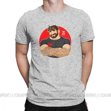 Load image into Gallery viewer, Gay Bear Adam Likes Crossing Arms T-Shirt