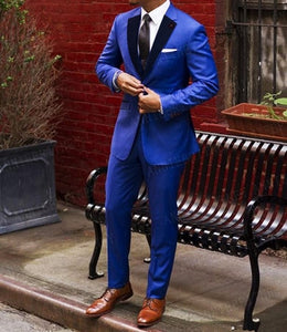 Latest Coat Pant Designs Double Breasted Suit Slim Fit