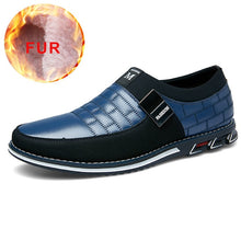 Load image into Gallery viewer, 2019 Leather Shoes Men Men Leather Shoes Genuine Leather Casual Shoes