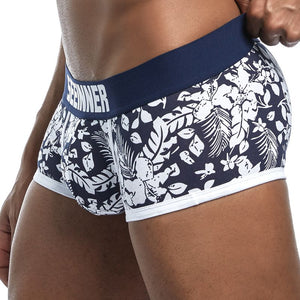 New Brand Male Breathable Boxers