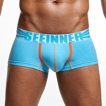 Load image into Gallery viewer, New Brand Male Breathable Boxers