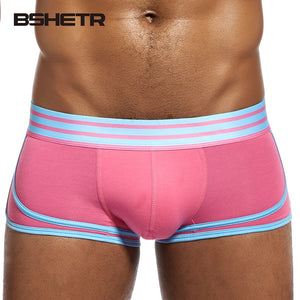 Men's Boxers New Breathable Cotton Underwear