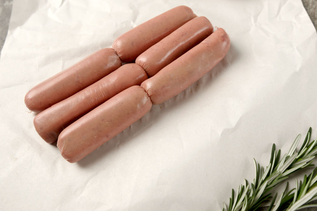 Beef Chipolata Sausages