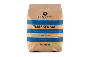 Table Sea Salt