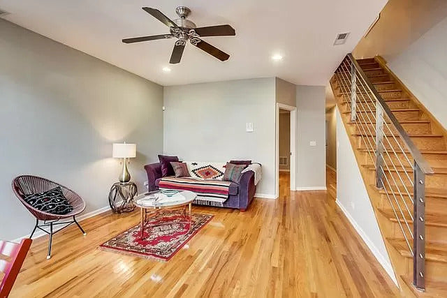 Eskell stages condos for sale in Chicago, West Town apartments, and more Chicago properties.