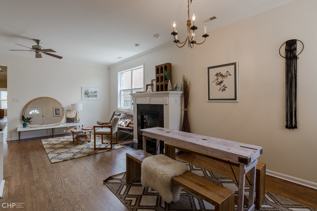 Eskell has the unique, bohemian style inventory to turn each staging into a trendmaker home.