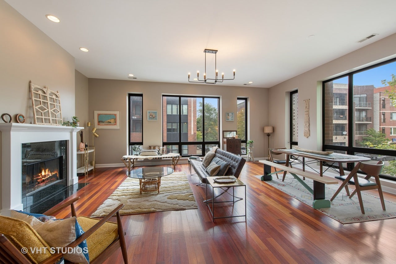 Contact Eskell to stage Wicker Park Chicago apartments and more home real estate.