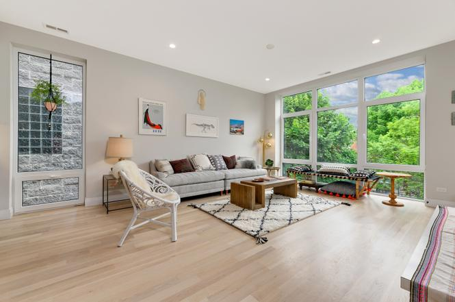 This Humboldt Park home for sale by owner staged by Eskell was sold in just two days.