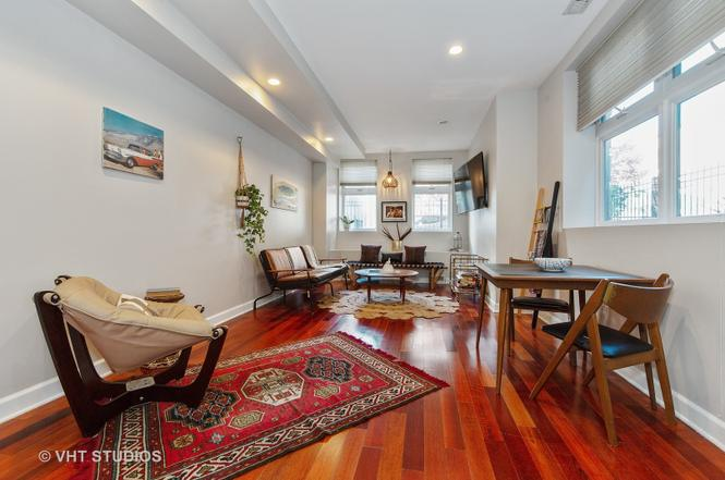 Eskell Home Staging Services staged this Albany Park Chicago property. See more at Eskell.com.