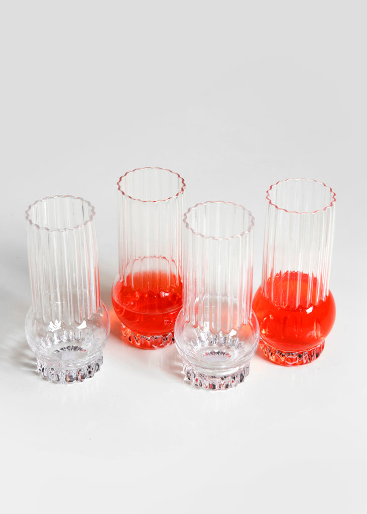 Raye Deco Highball Glass (set of 2) - Eskell