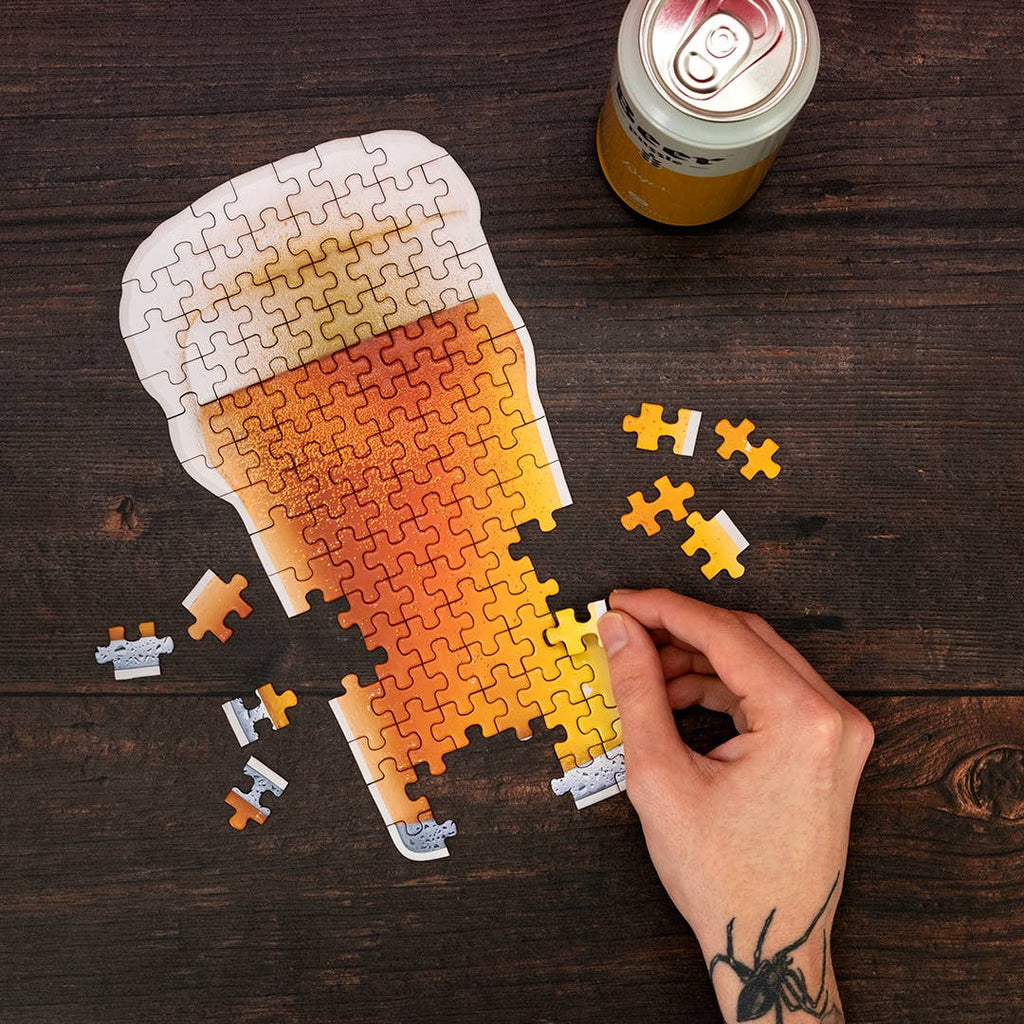 Beer Puzzle - Eskell
