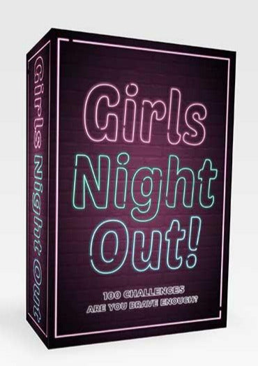 Girls' Night Out Challenge Game