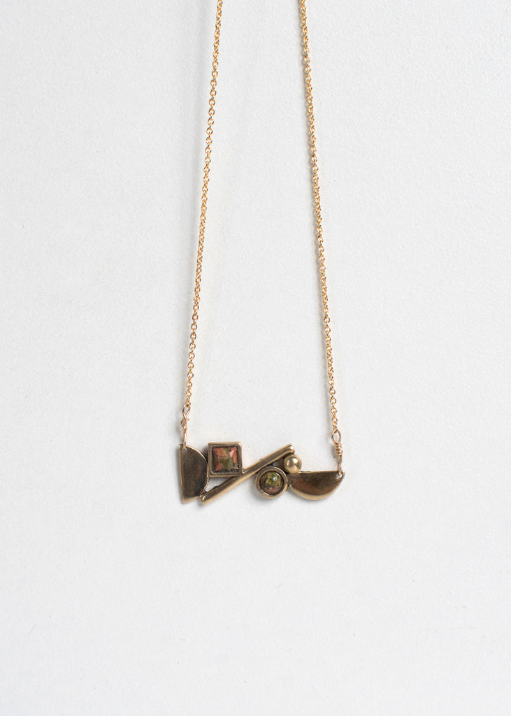 Shapes Necklace - Eskell