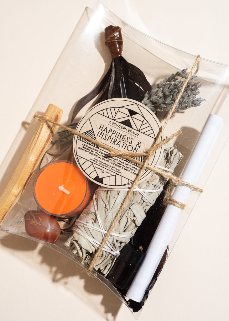 Happiness and Inspiration Ritual Kit