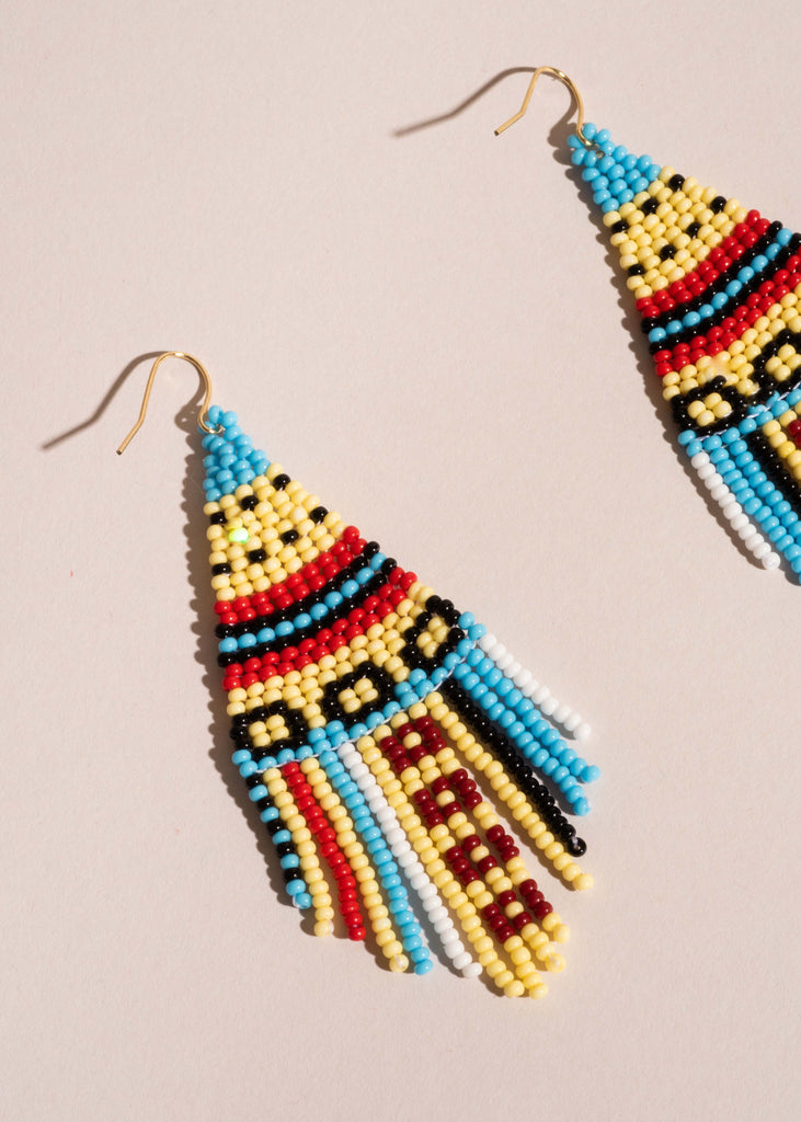 Isabela Beaded Earrings