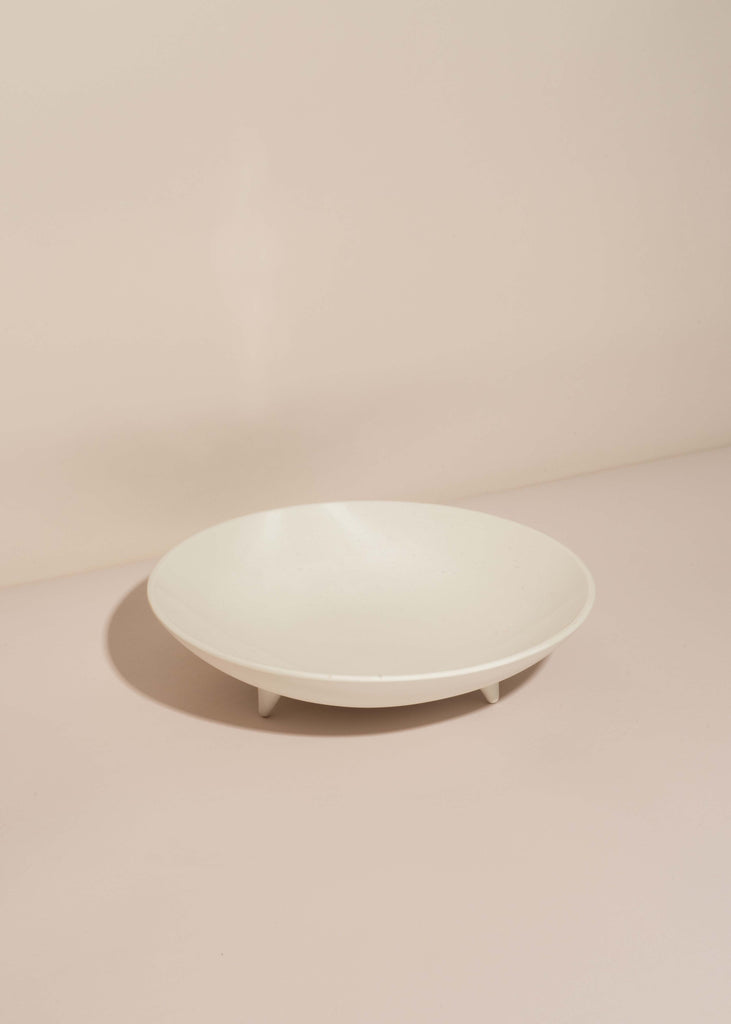 Universal White Catch-All Bowl