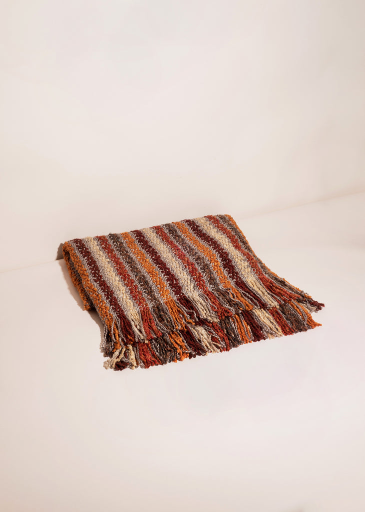 Winslow Spice Throw Blanket