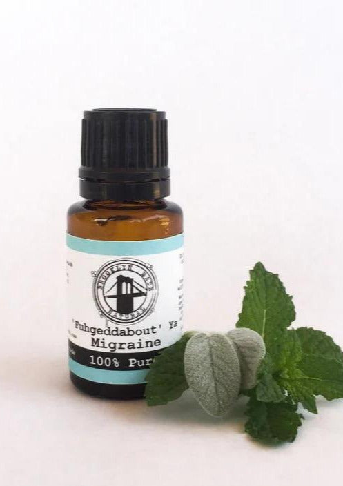 Migraine Relief Essential Oil Blend