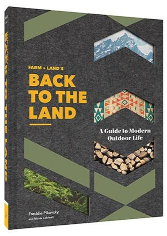 Back to the Land Book - Eskell