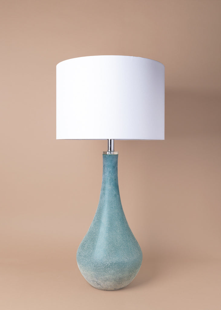 Cove Art Glass Table Lamp - Eskell