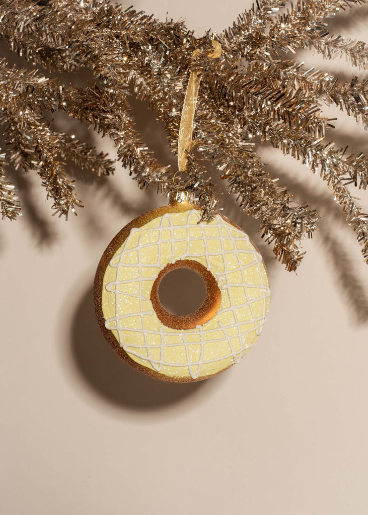 Donut Ornaments - Set of 4
