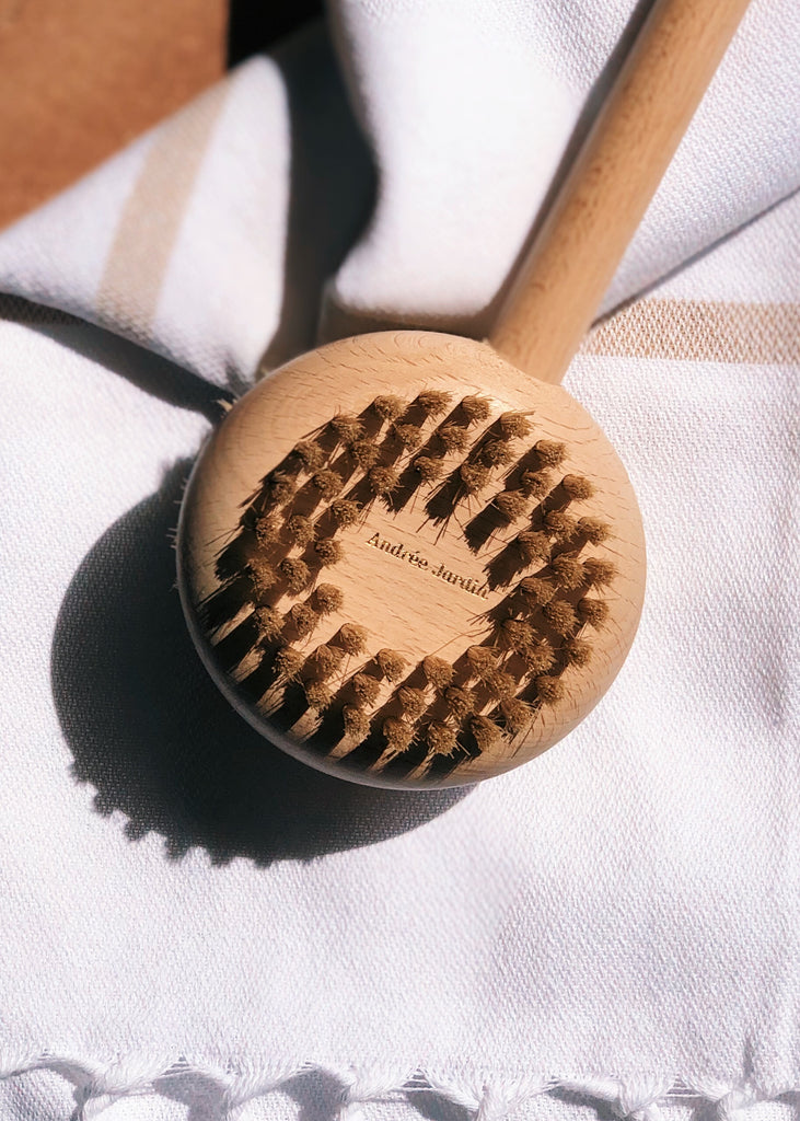 Beechwood Bath & Body Brush