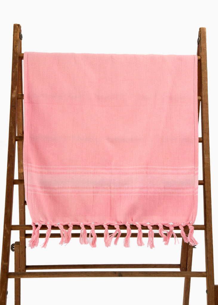 Solid Canvas Light Terry Towel - Eskell